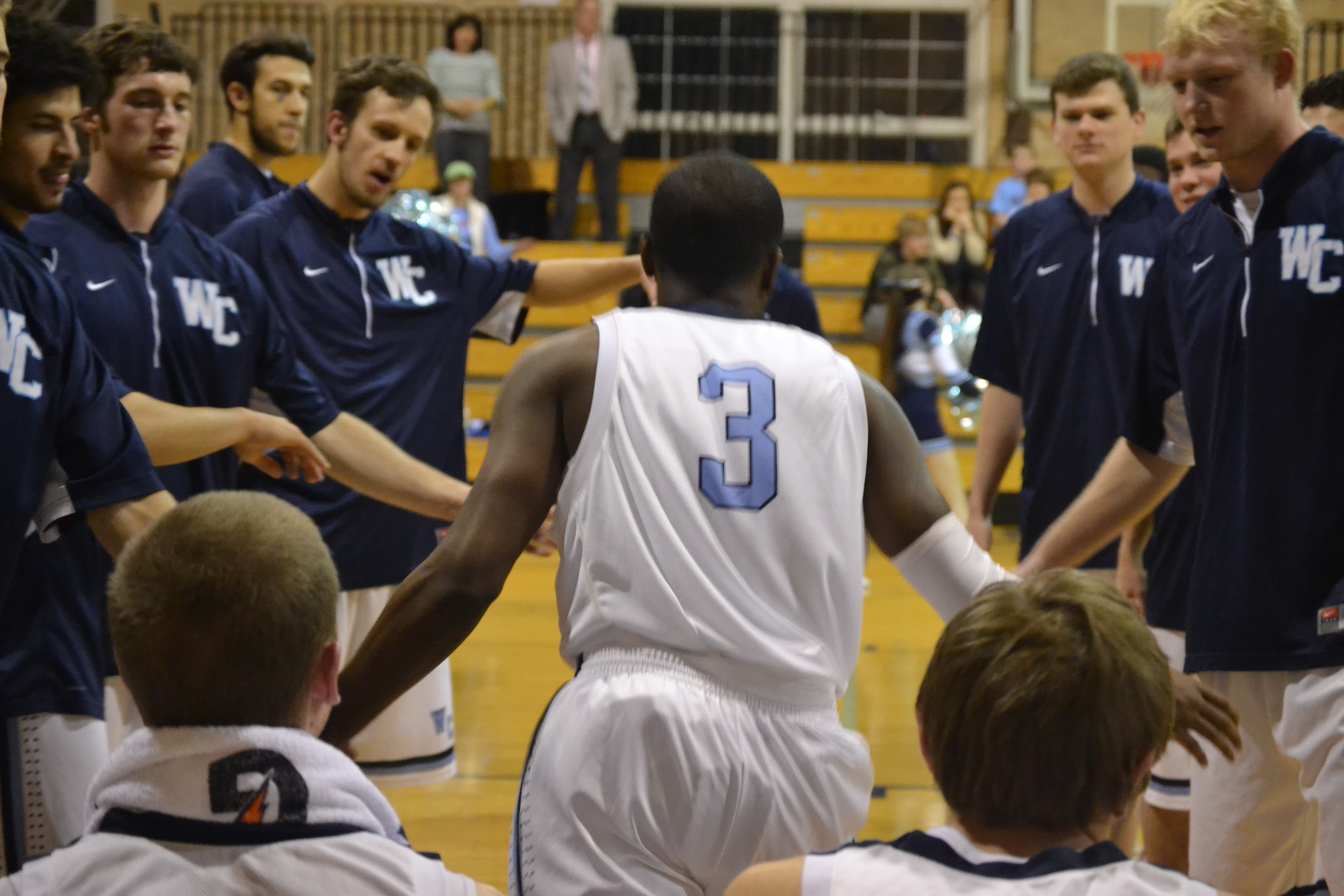 Men's Basketball Falls to MacMurray, 79-71 | The Columns