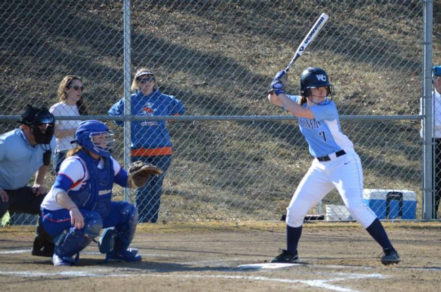 Sophomore Allison Biggs will be a key to the Blue Jay offense again this season.  PHOTO BY ALYSHA HODGE