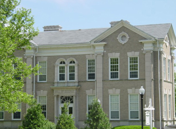 Westminster College Historic District (Newnham Hall), Westminister College (MO)
