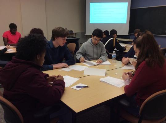 Budget Simulation with HS students