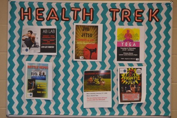 health-trek